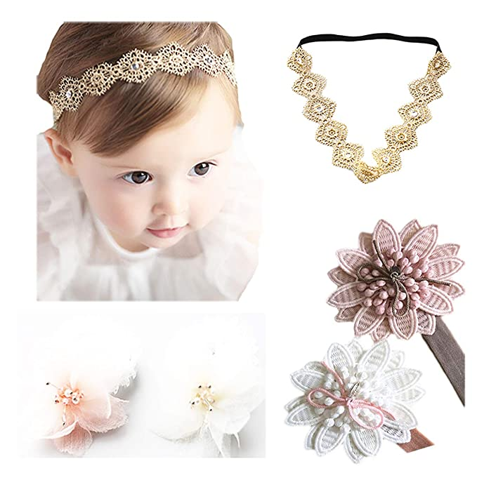 Top 9 Best Baby Bows Headbands Reviews in 2020 9