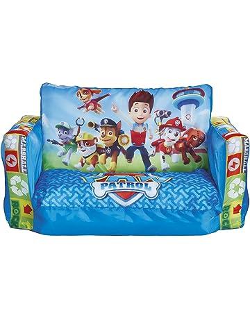 Paw Patrol – Sofá infantil convertible de ...