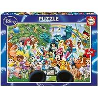 Educa Borras - The Marvellous World of Disney 1000 Piece Jig