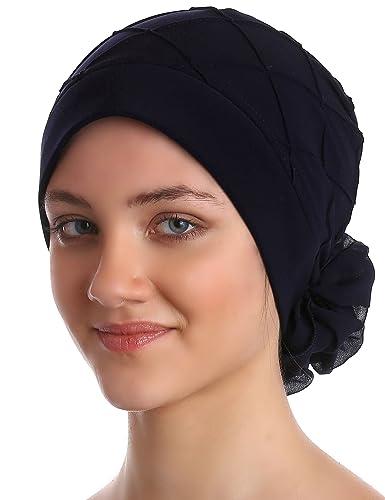 Diamante Cappello Modellato per la perdita di capelli, cancro, chemioterapia
