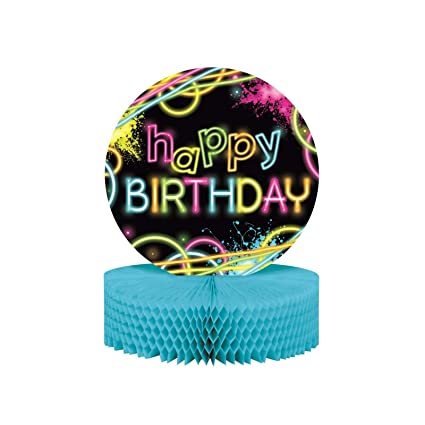 Amazon.com: Decoración para centro de mesa, diseño de fiesta ...