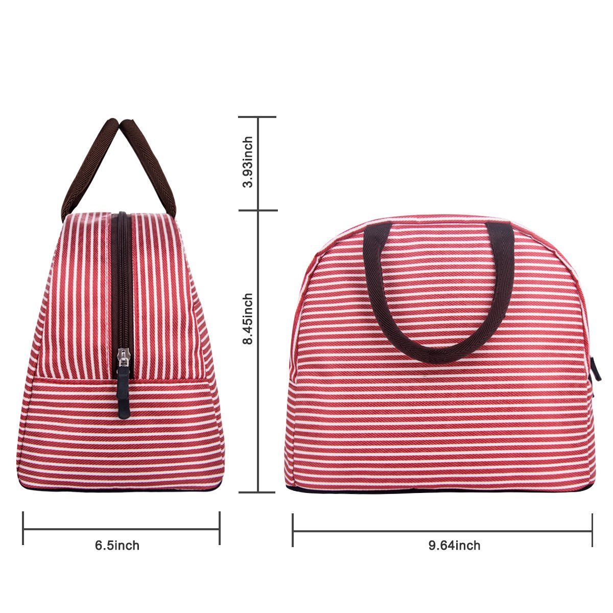 cd94b5581e5e BALORAY Lunch Bag Tote Bag Lunch Organizer Lunch Holder Lunch ...