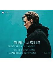 Schubert: Die Schöne Müllerin, Winterreise, Schwanengesang