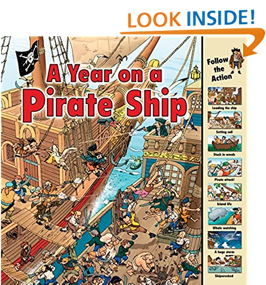 History of Pirates and Pirate Ships: Amazon.com