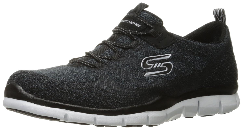 Skechers Damen Gratis 22758 bbk Sneaker: : Schuhe