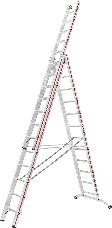 HYMER 604736 - Escalera multifunción: Amazon.es: Bricolaje y herramientas