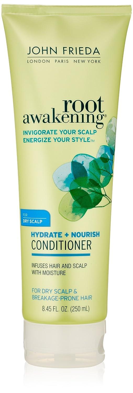 John Frieda Root Awakening Hydrate + Nourish Conditioner, 8.45 Ounces