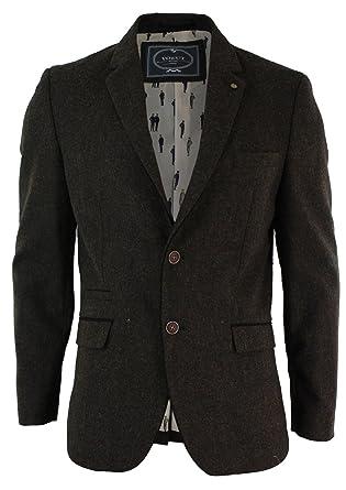 Veste blazer tweed