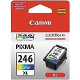 Canon CL-246 XL Color Ink Cartridge Compatible to iP2820, MG2420, MG2924, MG2920, MX492, MG3020, MG2525, TS3120, TS302, TS202