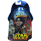 Star Wars Episode III: Revenge of the Sith, Sneak Preview Wookie Warrior Action Figure #3/4, 3.75 Inches