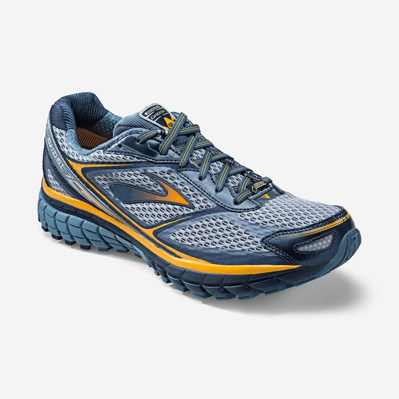 Brooks Ghost 7 GTX Men Hombre Zapatillas de deporte., naranja, 8,5: Amazon.es: Deportes y aire libre