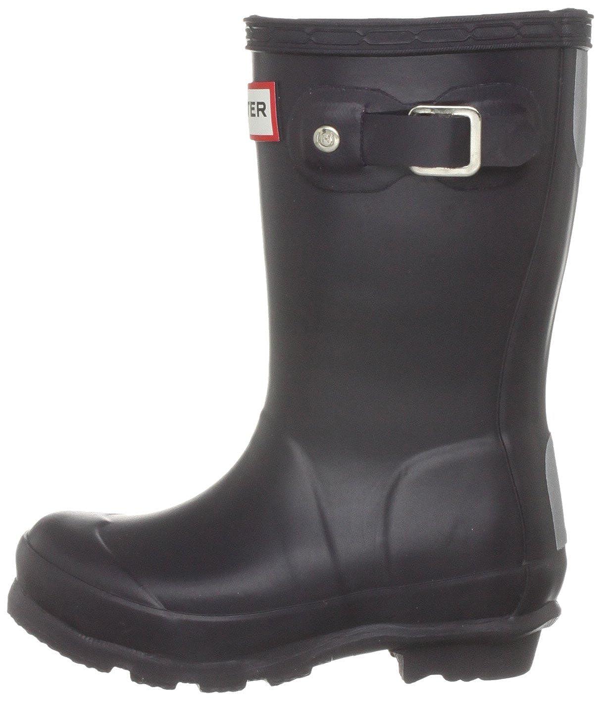 hunter Unisexs Original Kids Wellington Boots