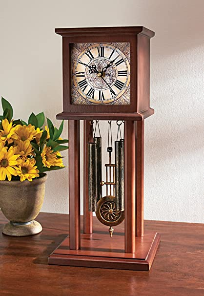 Chatham Miniature Tabletop Grandfather Clock