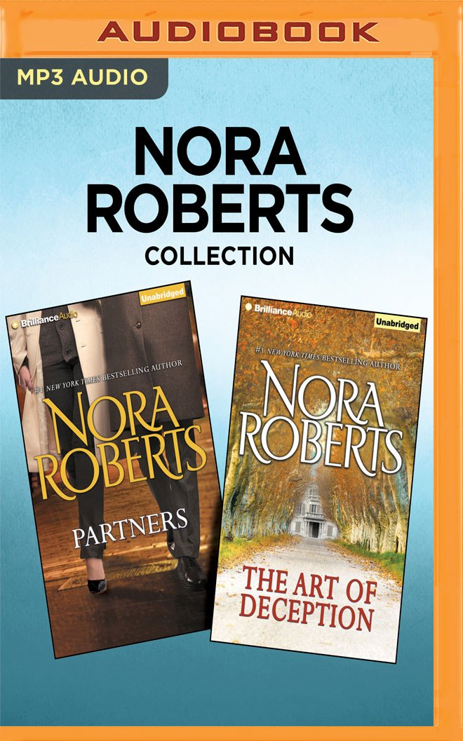 Download Nora Roberts Collection - Partners & The Art of Deception pdf epub
