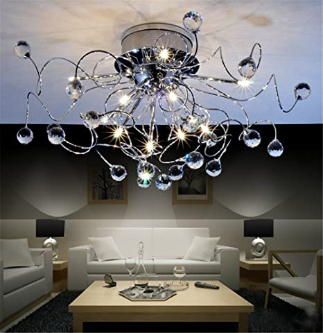Lampadario a sospensione di design moderno e minimalista, per ...