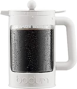 Bodum Ice Coffee Maker Cold Brew, White, K11683-913