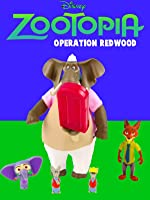 Zootopia Operation Redwood Character Pack Toy Opening