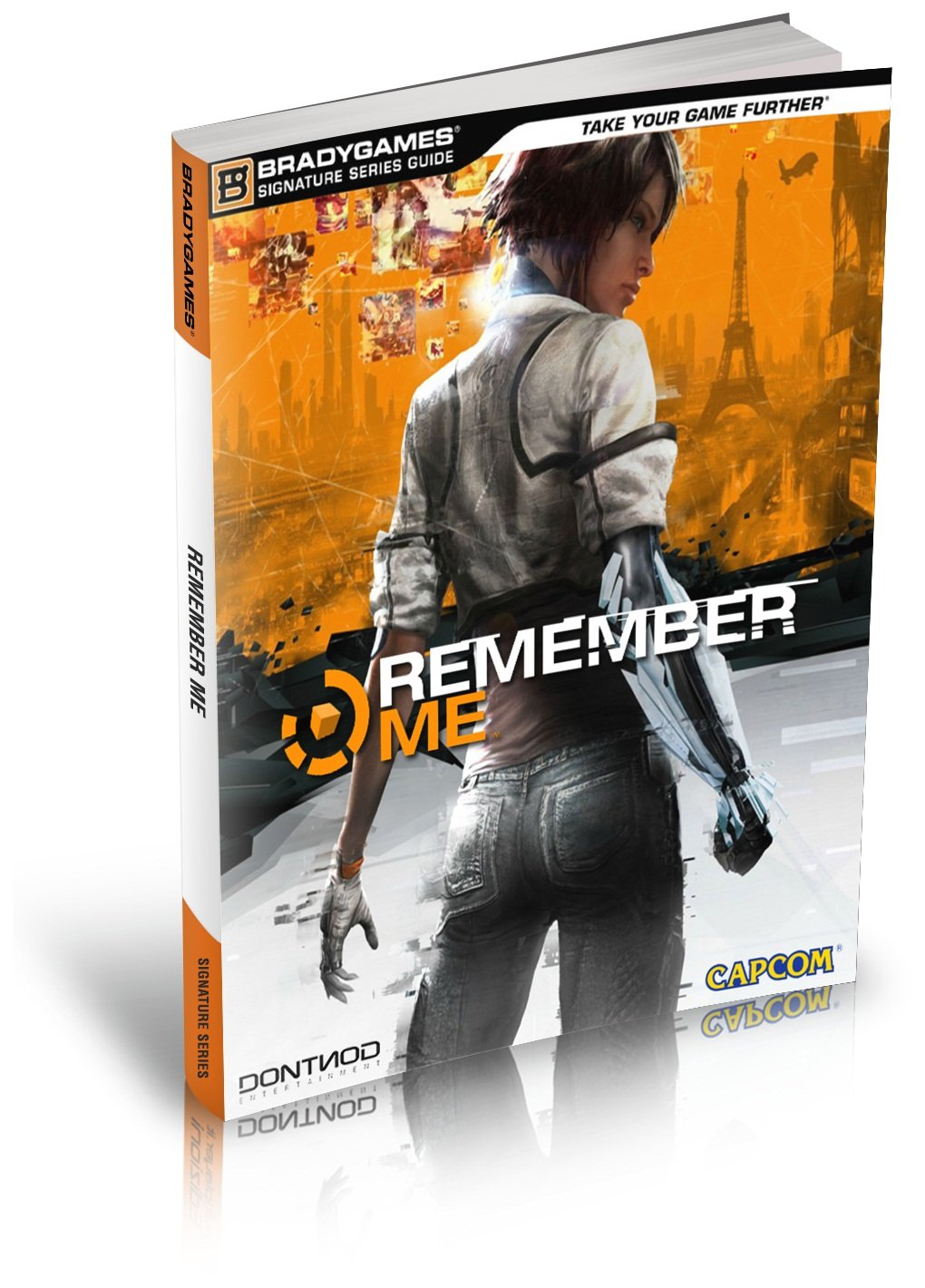 Remember Me (Lösungsbuch)