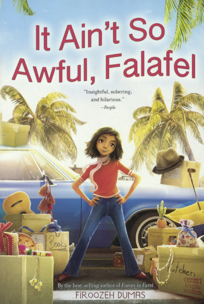 Download It Ain't So Awful, Falafel (Turtleback School & Library Binding Edition) pdf