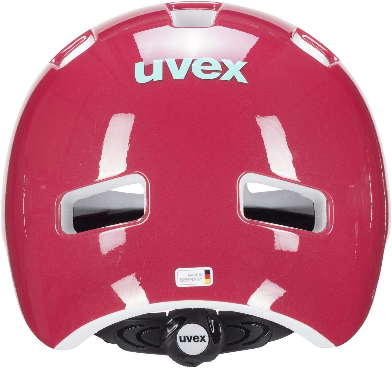 uvex Unisex Jugend hlmt 4 Fahrradhelm
