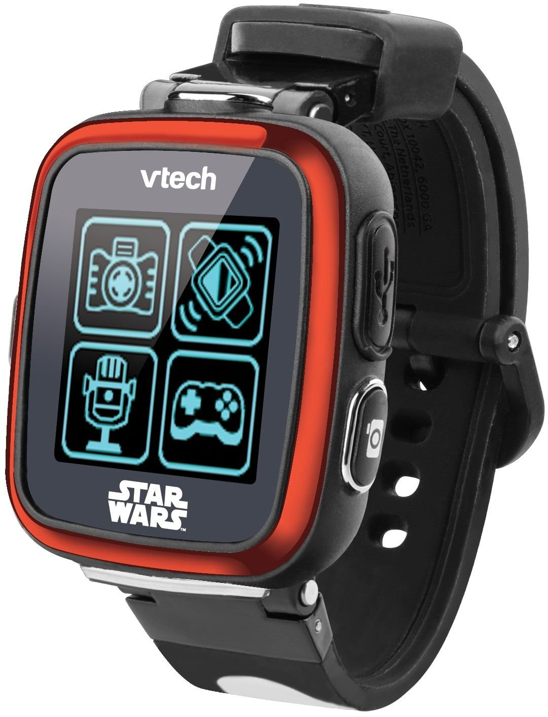 Amazon.es: VTech Star Wars Stormtrooper CAM-Watch - Electrónica para niños (Multicolor, De plástico, CE, 5 año(s), Niño/niña, Holandés)