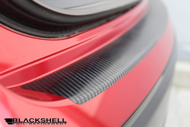 Premium Rakel f/ür T5 2003-2015 Carbon Glanz BLACKSHELL Ladekantenschutz inkl Steinschlagschutz Sto/ßstangenschutz Auto Schutzfolie passgenaue Lackschutzfolie