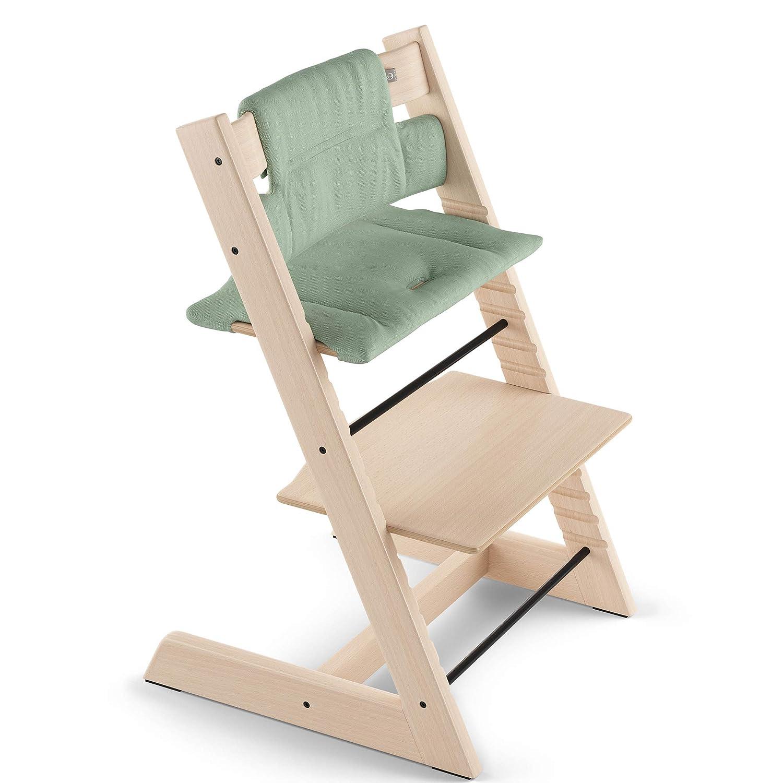 Tripp Trapp Classic Cushion High Chair Cushion for Tripp Trapp Chair Colour: Geometric Red for Babies and Children