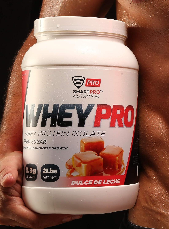 Amazon.com: WheyPRO Dulce de Leche (Caramel) Flavor: Health & Personal Care