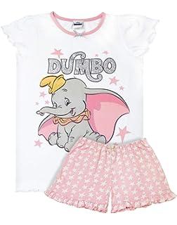 Disney Girls Dumbo Elephant Pyjamas Sizes from 18 months to 5 years