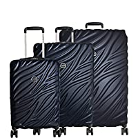 Deals on Delsey Alexis Lightweight Luggage Set 3 Piece