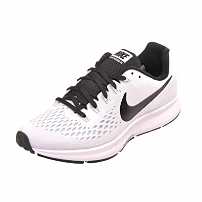 outlet store 6509d e2473 Amazon.com   Nike Womens WMNS Air Zoom Pegasus 34 TB, White Black Size 7.5  US   Shoes