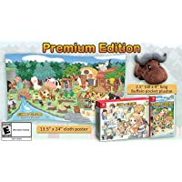 Story of Seasons Pioneers of Olive Town Premium Edition - Nintendo Switch Games and Software