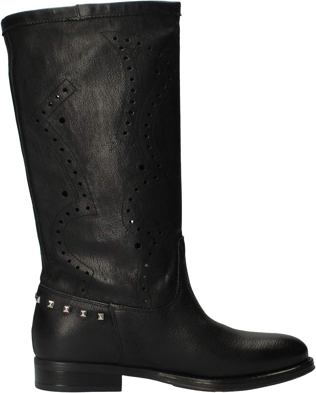 Nero Giardini Low Boots Frau E010301D 451 Schwarz