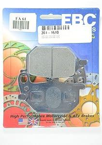 Ebc 15-61 Brake Pads
