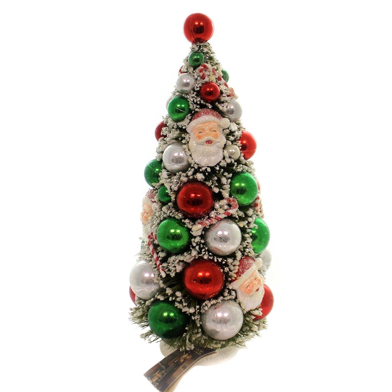 Amazon.com: Árbol de Navidad de Navidad, de plástico, estilo ...