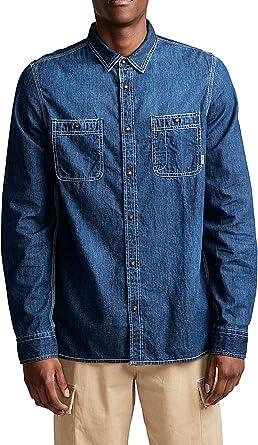 Element Camisa Pace Light Azul: Amazon.es: Ropa