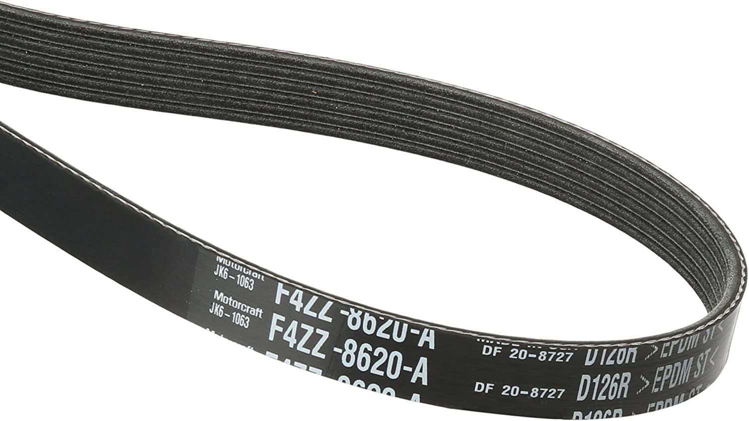 Motorcraft JK61063 Drive Belt