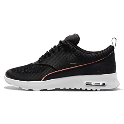 lower price with 7f329 8b29b ... discount code for nike womens wmns air max thea prm black black blue  tint 10 9ed2a