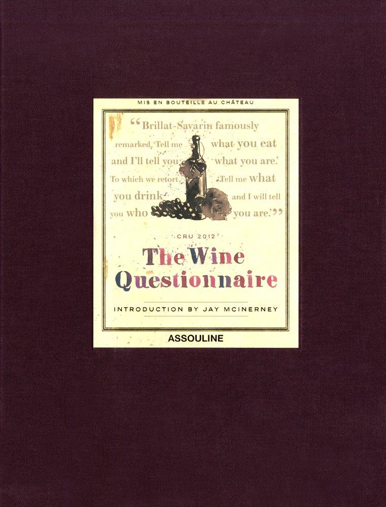 Download Wine Questionnaire ebook