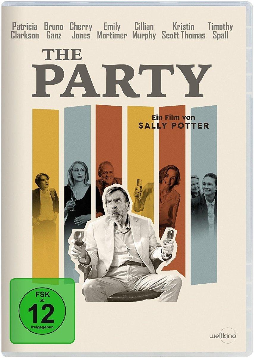 Cover: The Party 1 DVD-Video (circa 68 min + Extras)