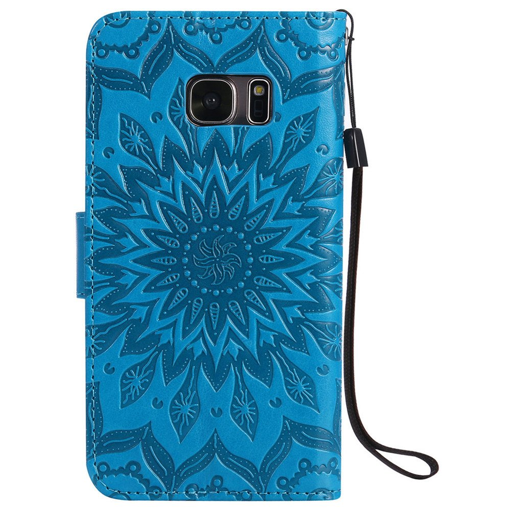 951d2c6adfd ... Carcasas para Samsung Galaxy S7 COTDINFOR Funda Samsung Galaxy S7  Gofrado Diseño Ampliar imagen