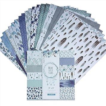 Arvin87Lyly Farbigen Scrapbooking Papier DIY Scrapbook Hintergrund ...