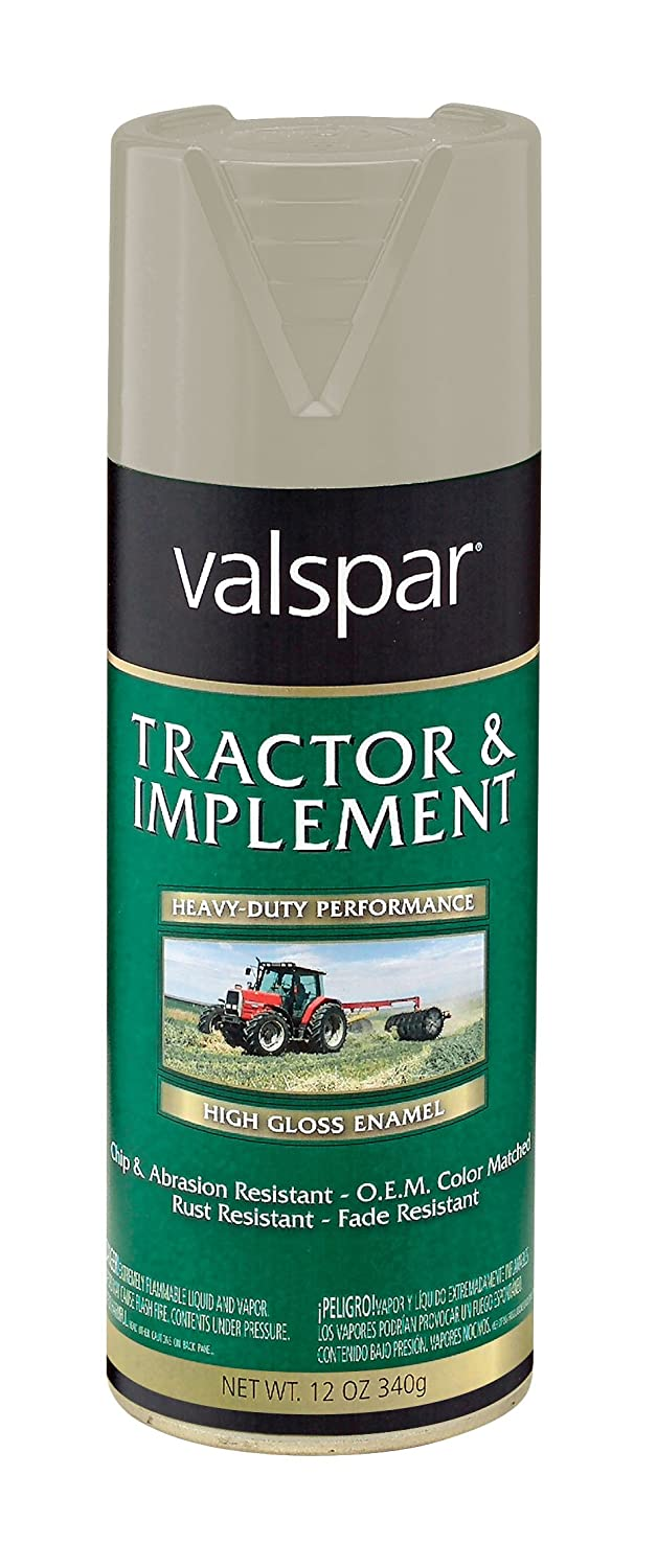Valspar 5339-12 Frd Blue Tractor and Implement Spray Paint - 12 oz.