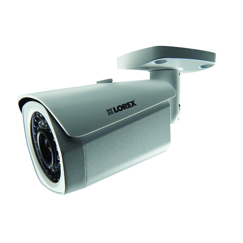 Lorex LNB3143RP - Cámara de Seguridad IP de Alta definición Impermeable (1080p) Color Negro y Blanco: Amazon.es: Electrónica