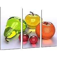 Cuadro Fotográfico Composicion Frutas Tamaño total: 97 x