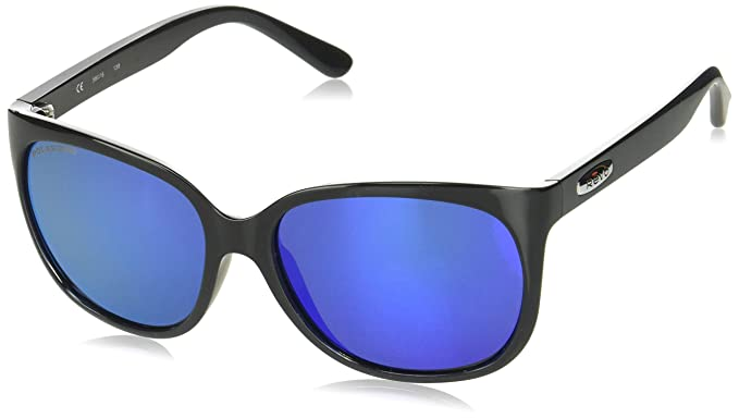 0e96a7790e Image Unavailable. Image not available for. Color  Revo Unisex RE 4051  Grand Classic Square Polarized UV Protection Sunglasses ...
