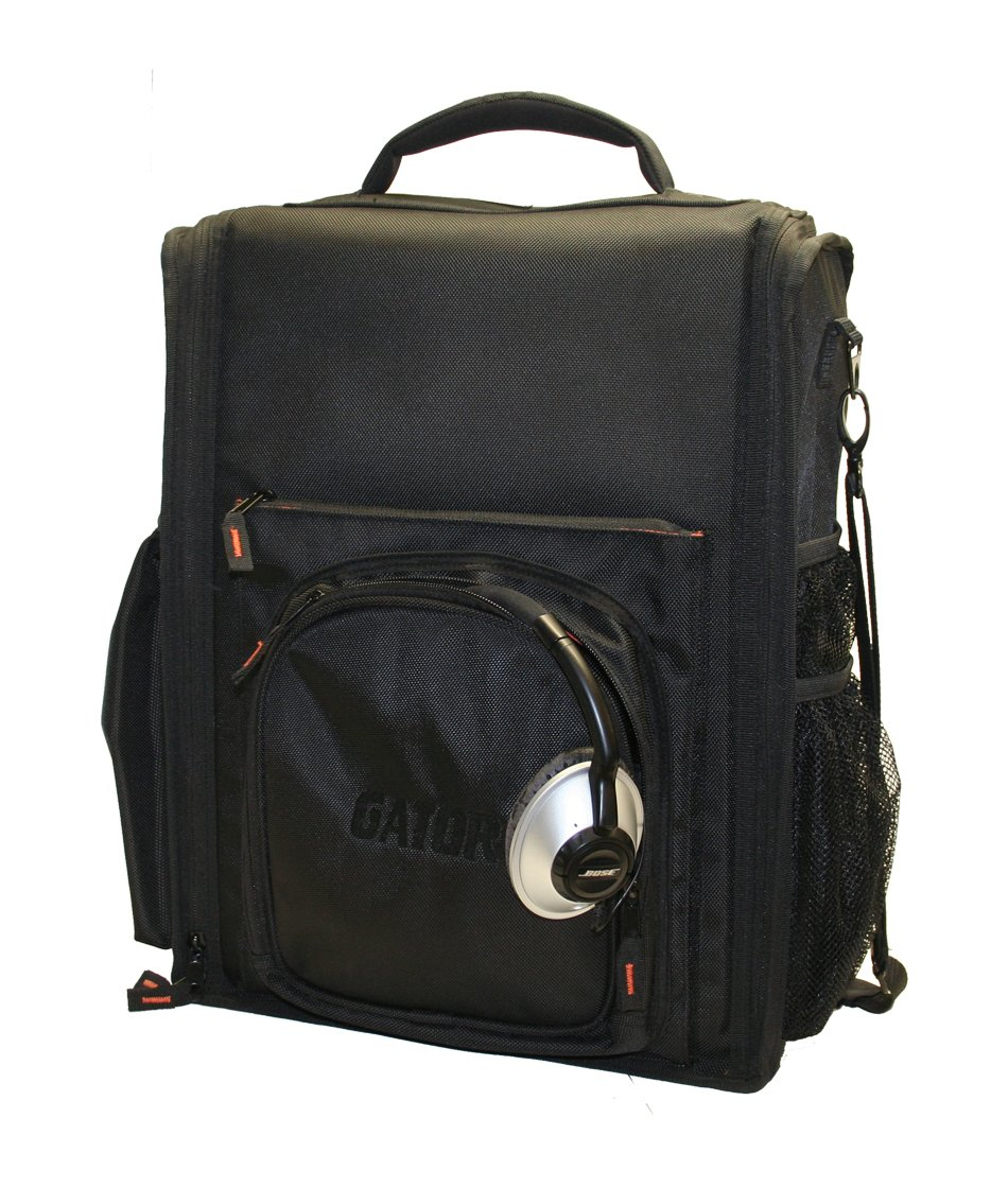 Gator Cases G-CLUB Bag for Large CD Players or 12-Inch Mixers; (G-CLUB CDMX-12)