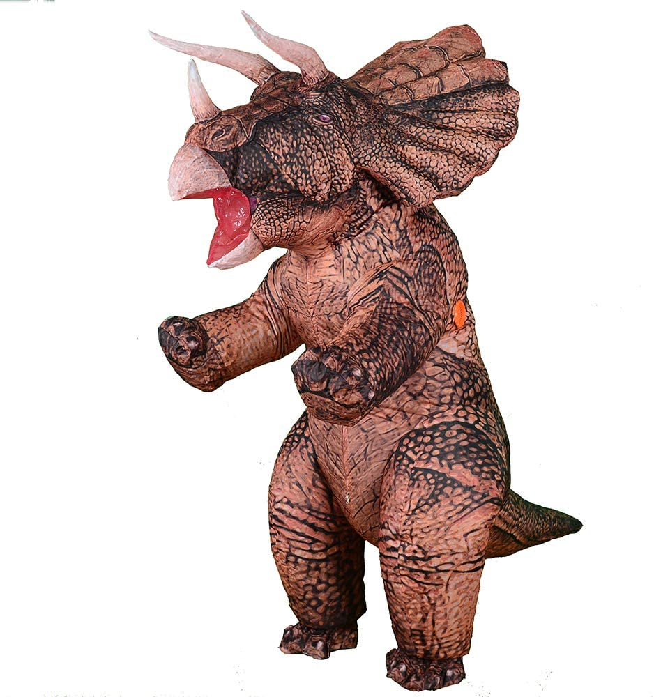 Inflatable Costumes Adult Dinosaur Costumes