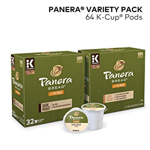 Panera Variety Pack, 64 count