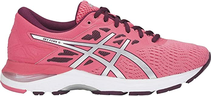 ASICS Gel-Flux 5 Womens Running Trainers T861N Sneakers Shoes